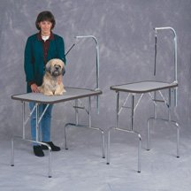 XL PRO DOG PET GROOMING TABLE + ARM + NOOSE