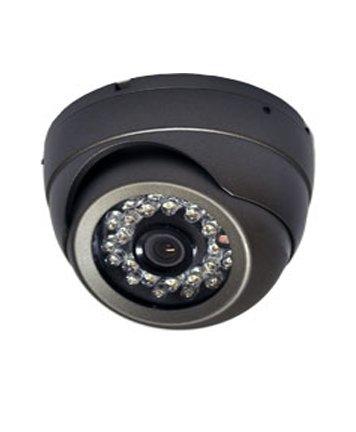 "1/3"" Sony CCD 540TVL IR Vandal Dome Camera 3.6mm"