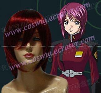 Gundam Seed Lunamaria Hawke Cosplay Wig