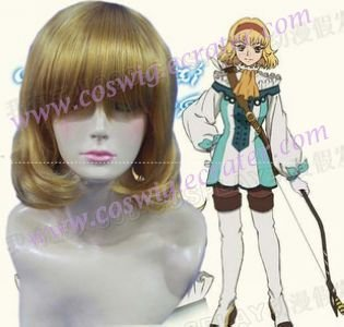Tales of the Abyss Natalia Cosplay Wig