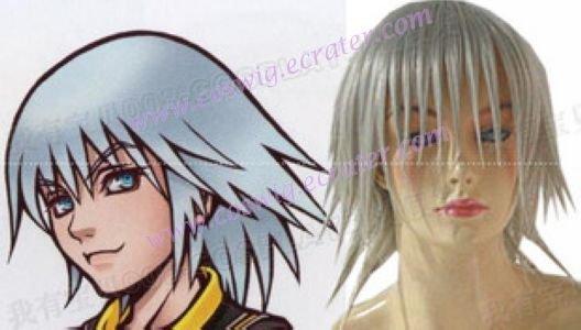 Kingdom Hearts Riku Cosplay Wig