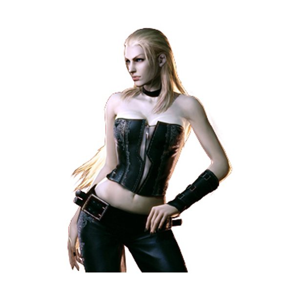 Devil May Cry 4 Trish Cosplay  Halloween wig