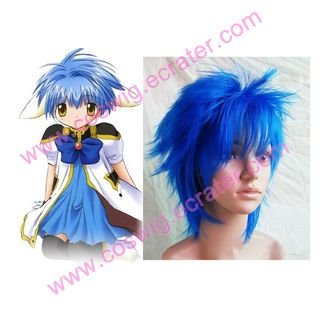Galaxy Angel Blancmanche Mint  Halloween Cosplay wig