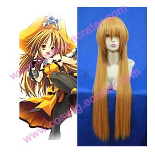 Guilty Gear Jellyfish Pirate May   Halloween Cosplay wig