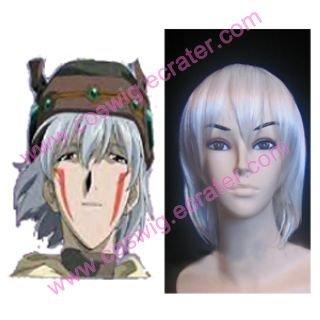 Hack  Sign Tsukasa  Halloween Cosplay wig