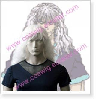 Hunter X Hunter Sillva Zaoldyeck  Halloween Cosplay wig