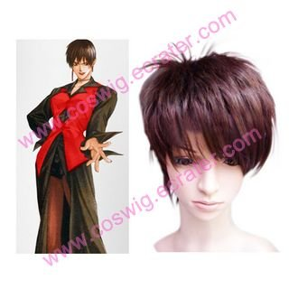 The King of Fighters Vice  Halloween Cosplay Wig
