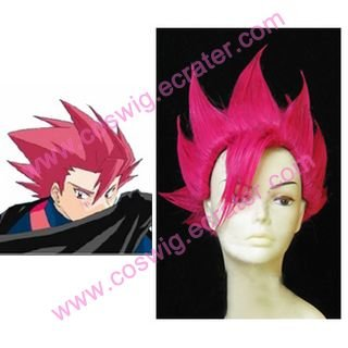 Pokemon Cosplay Lance  Halloween Cosplay Wig