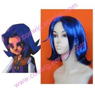 The Legend of Zelda Majora's Mask kafei Commission Halloween Cosplay Wig
