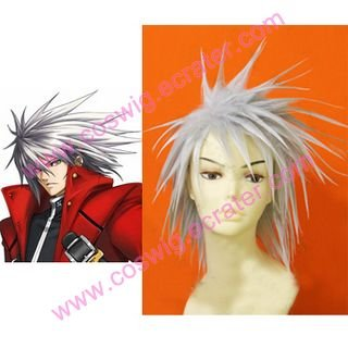 BlazBlue Ragna Halloween Cosplay Wig