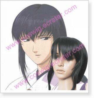 Rurouni Kenshin Yukishiro Tomoe  Halloween Cosplay Wig