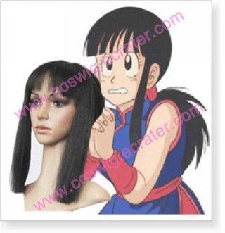 Dragon Ball Z Chi Chi  Halloween Cosplay Wig