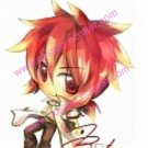 Luke Costume (White) from Tales of the Abyss