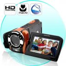 Ultra Rugged HD Sport Camcorder  (Waterproof)