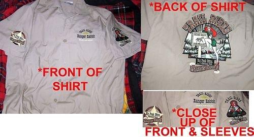 HTF Pulled from the shelves! RARE Disneyland Jessica Rabbit shirt