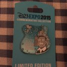 D23 Expo 2015 Imagineering Disneyland Walt's Kingdom Walt Tinker Bell pin LE2500