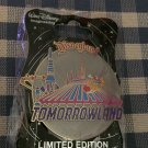 Disney D23 Expo 2015 WDI Walt Disney Imagineering Disneyland TOMORROWLAND Pin LE300