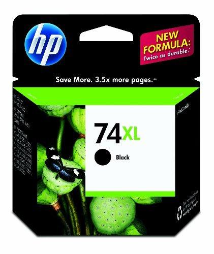 New Genuine HP 74XL Black Ink Cartridge