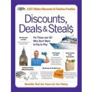 Discounts deals & steals Reader's Digest 2011