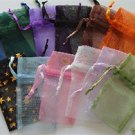 Organza Gift Bag variety of colors 3 X 1.75 inches Drawstring