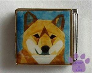 Shiba Inu Dog Custom Photo Italian Charm Megalink