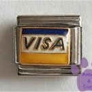 VISA Card Italian Charm - Don't leave home without it