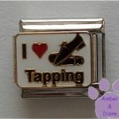 I love Tapping Italian Charm Tap Shoes for Tap Dancer