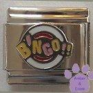 BINGO Bingo Ball Italian Charm BINGO