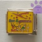 fun & games Italian Charm *scissors *paint brush *pencil *stars