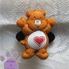 Tenderheart Bear Shoe Doodle Charm Carebears brown Care Bears for Crocs