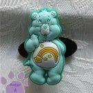 Wish Bear Shoe Doodle Charm Carebears aqua Care Bears for Crocs