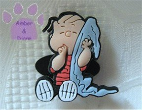 Linus with his Blanket Shoe Doodle from the Peanuts Gang