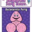 Bachelorette Party Favors - 8 Piece Penis Napkins