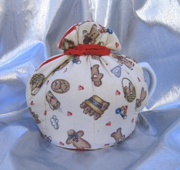 Gingerbread Small Tea Cozy