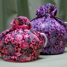 Blackberry Bramble 3-Cup Tea Cozy