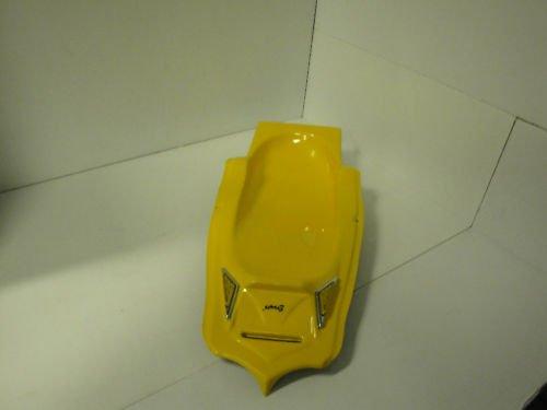 01 / 02 Kawasaki ZX6R Yellow Under Tail Ermax