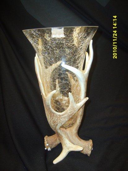 Antler Vase