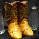 Boot Salt and Pepper Shaker.