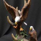 Wildlife Eagle Figurine