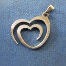 Heart Shape Pendents
