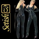 Handmade Sexy Costume Latex Rubber Catsuit  #cts012