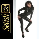Sexy Costume Latex Rubber Catsuit  #pd001c
