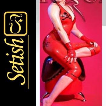 Handmade Sexy Costume Latex Rubber Catsuit  #pd005