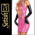 Sexy Costume Latex catsuit Latex dress  #sk010