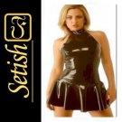 Sexy Costume Latex catsuit Latex Dress   #skn012