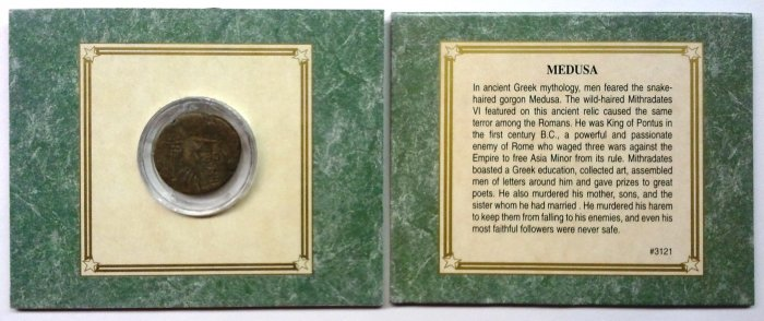 Amisos, Pontos, c. 120 - 63 B.C, Time of Mithradates VI, Ancient Coin
