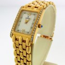 18KT Gold Ladies CONCORD DIAMOND VENETO Mini MOP Dial