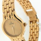 Ladies 14k Gold CONCORD WATCH 508312 Retail $3,500