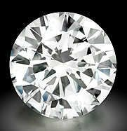 Genuine GIA Certified .71 ct Round Loose Diamond H SI2