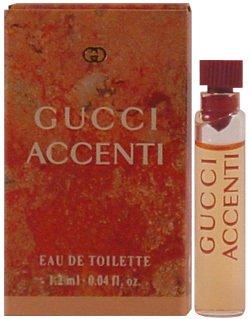 Gucci Accenti EDT Vial 0.04 oz/1.2 ml In Box